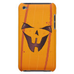 Pumpkin Face iPod Case-Mate Case