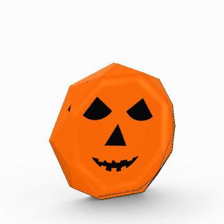 Pumpkin Face Jack o Lantern Halloween Party Prize Award
