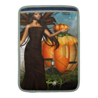 Pumpkin Fae Sleeve For MacBook Air