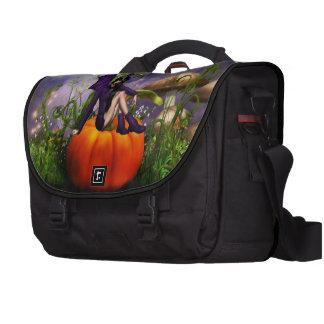 Pumpkin Fairy Commuter Bag