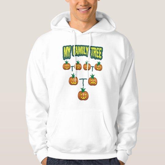 Pumpkin Family Tree Hoodie