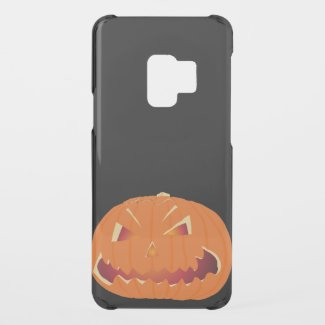 Pumpkin for Halloween 3 Uncommon Samsung Galaxy S9 Case