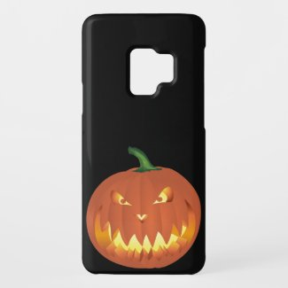 Pumpkin for Halloween 4 Case-Mate Samsung Galaxy S9 Case
