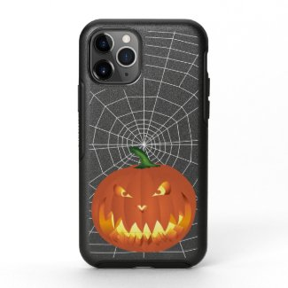 Pumpkin for Halloween 4 OtterBox Symmetry iPhone 11 Pro Case