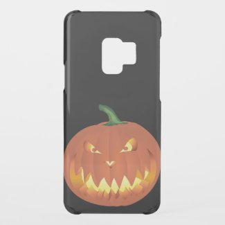 Pumpkin for Halloween 4 Uncommon Samsung Galaxy S9 Case