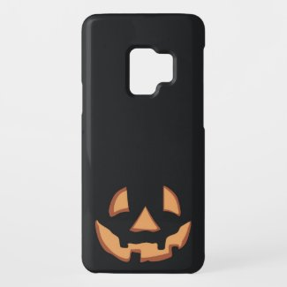 Pumpkin for Halloween Case-Mate Samsung Galaxy S9 Case