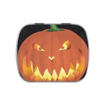 Pumpkin for Halloween... Jelly Belly Tin