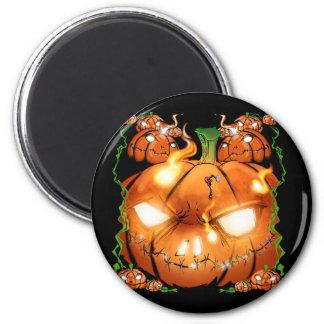 Pumpkin Friends Magnet