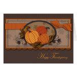 Pumpkin Garden Card