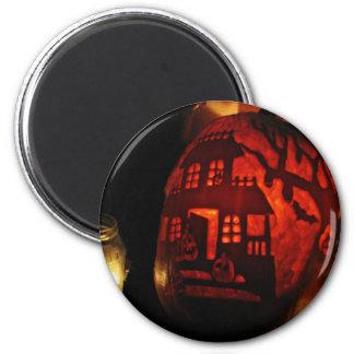 Pumpkin Glow Magnet
