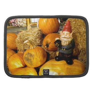 Pumpkin Gnome I Folio Planners