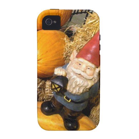 Pumpkin Gnome II Case-Mate iPhone 4 Case
