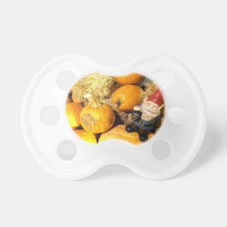 Pumpkin Gnome II Pacifier