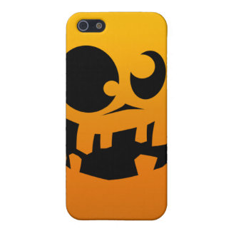 Pumpkin Goofy Cover For iPhone SE/5/5s