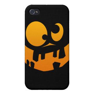 Pumpkin Goofy iPhone 4/4S Case