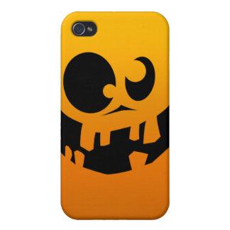 Pumpkin Goofy iPhone 4/4S Cover
