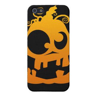 Pumpkin Goofy iPhone SE/5/5s Cover