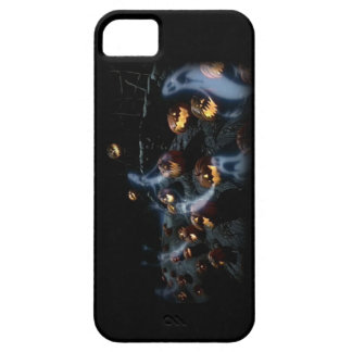 Pumpkin graveyard iPhone SE/5/5s case
