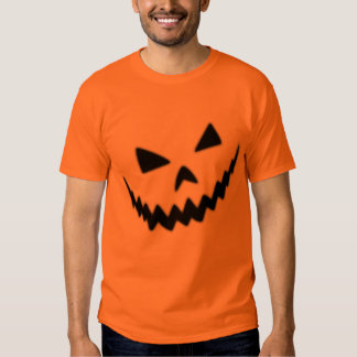 Pumpkin Grin Tee Shirt
