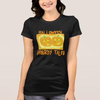 PUMPKIN HALLOWEEN GHOURDY TALES TEES n SHIRTS