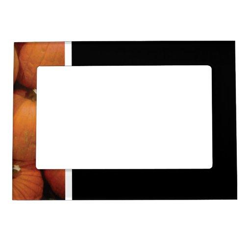 Pumpkin Halloween Magnetic Frame