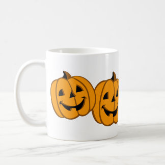 Pumpkin Halloween Mug