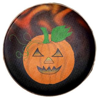 Pumpkin Halloween Oreo