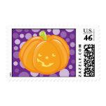 Pumpkin Halloween Stamps