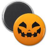 Pumpkin Happy 2 Inch Round Magnet