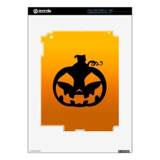 Pumpkin Happy Decals For The iPad 2