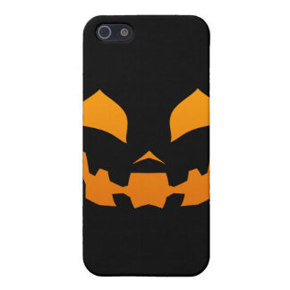 Pumpkin Happy iPhone SE/5/5s Case