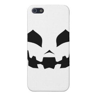 Pumpkin Happy iPhone SE/5/5s Cover