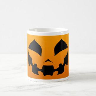 Pumpkin Happy Classic White Coffee Mug