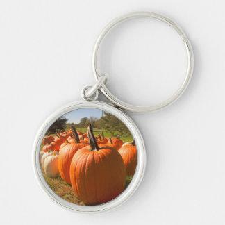 Pumpkin Harvest Keychain