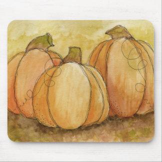Pumpkin Harvest Mousepad