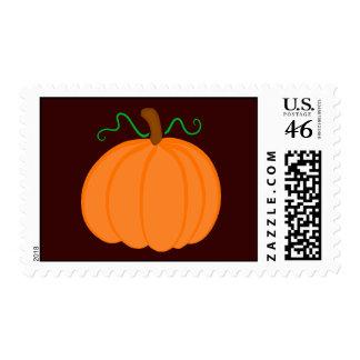 Pumpkin Harvest Stamp
