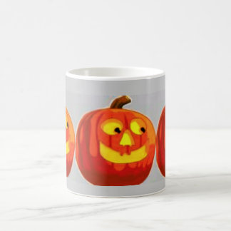 Pumpkin Head Coffee Mug