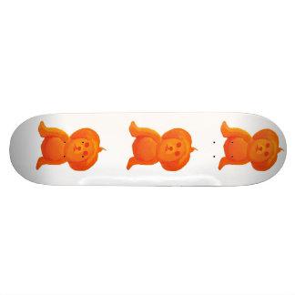 Pumpkin Head Dog Skate Boards
