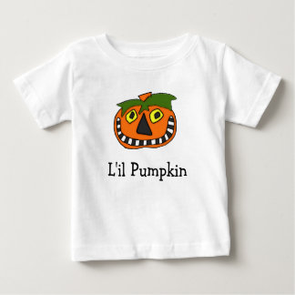 Pumpkin Head Trick or Treat Tee Shirt