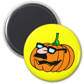 Pumpkin in Disguise Magnet