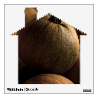 Pumpkin In The Dark Wall Decal