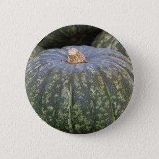 pumpkin in the store pinback button