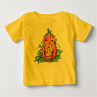 Pumpkin Infant T-Shirt