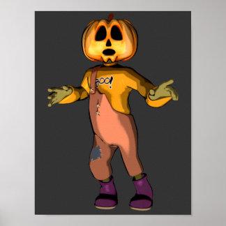 Pumpkin Jack - POSTER