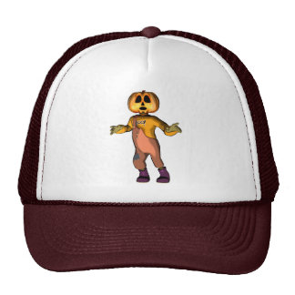 Pumpkin Jack Trucker Hat