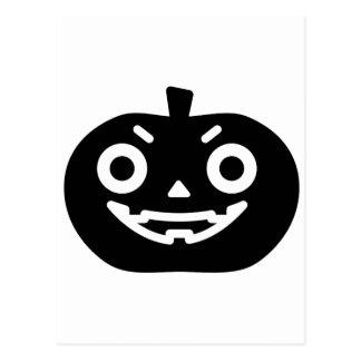 Pumpkin ke postcard