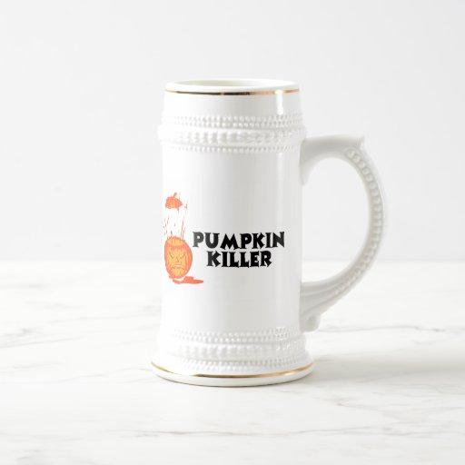 Pumpkin Killer Mug