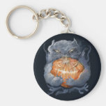** pumpkin kitten with ** key chains