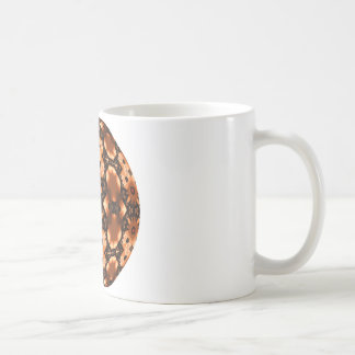 Pumpkin Lace Coffee Mug