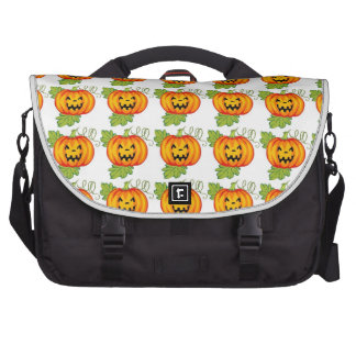 Pumpkin Computer Bag